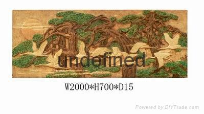 廣州砂岩浮雕壁畫 3