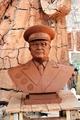 廣東名人肖像砂岩雕塑 2