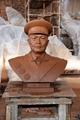 廣東名人肖像砂岩雕塑 3