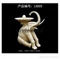 广州艺术砂岩雕塑 2