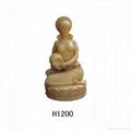 番禺砂岩人物雕塑 4