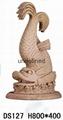 砂岩园林小品雕塑 2
