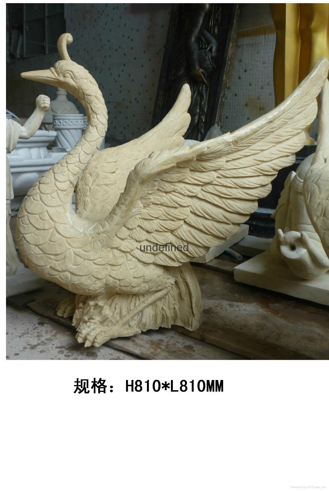 砂岩园林小品雕塑 5