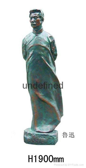 广州广场雕塑 4