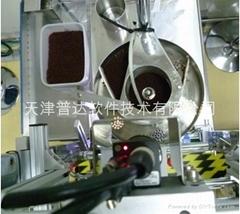 灌裝機藥丸數量影像檢測儀