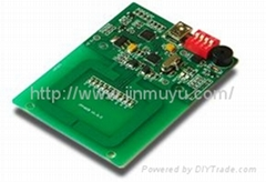 sell 13.56MHz rfid module JMY609 Interface USB  HID standard