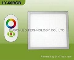 RGB LED Panel Lights