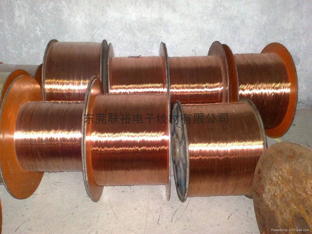Copper Clad Wire : Applies in the telephone line network copper