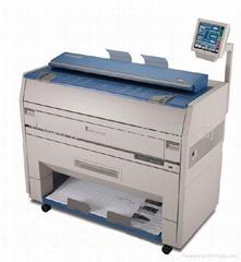 高清晰數碼工程複印打印掃描系統