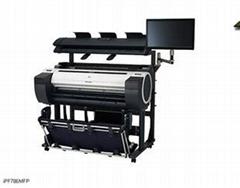 佳能大幅面打印机IPF786