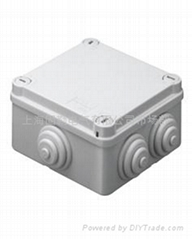 GW44207塑料密封箱gewiss原装正品GW44217