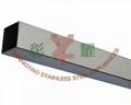 stainless steel square tube(SHS)