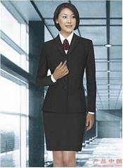 上海女性职业套装套裙
