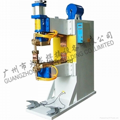 DN Series AC Pneumatic Spot and Projection Welding Machine