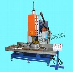 CNC自動滾焊機 洗手盆滾焊機