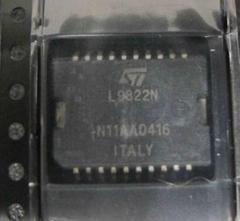 L9822  OCTAL SERIAL SOLENOID DRIVER