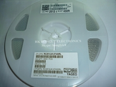 Chip Resistor  2512  5%  4000/REEL  RC2512JR-071R RC2512JK-07120RL