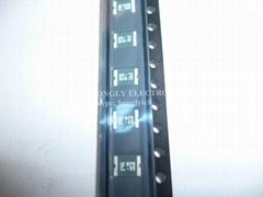 FUSE 1812L075/33DR   PTC RESETTABLE 33V 750MA 1812L