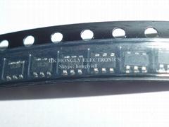 USBLC6-2SC6   UL26   TVS DIODE 5.25VWM 17VC SOT23-6