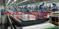 液晶电视机组装生产线