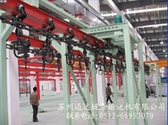 悬挂链输送机
