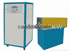 Medium Frequency Induction Forging Furnace