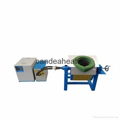 Tilting type Medium Frequency Induction Melting Furnace