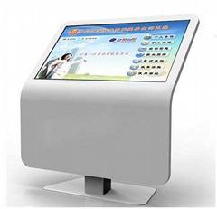 欧视卡品牌 55寸斜躺式触摸广告机查询机