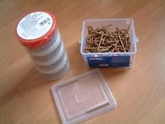 桶裝和盒裝纖維板螺絲