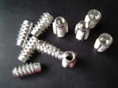 SOCKET SCREW-IN FURNITURE SCREWS