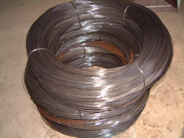BLACK ANNEALED IRON WIRE 1