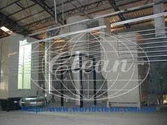 鋁型材噴塗設備