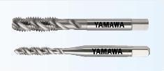 進口日本YAMAWA螺旋絲攻代理盲孔螺旋絲錐