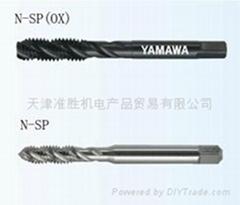 YAMAWA丝攻不锈钢螺旋丝锥