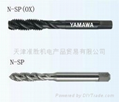 YAMAWA絲攻不鏽鋼螺旋絲錐SU-SP 8*1.25