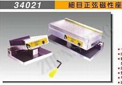 臺灣米其林正弦磁性座34021正弦磁台