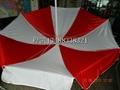 寶雞廣告展覽超大太陽傘印刷定做