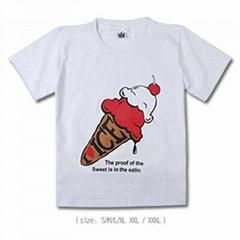 西安广告T恤定做工作服定做