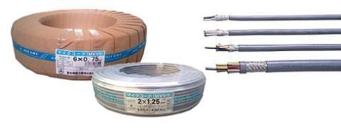 日本富士FUJI電線 MVVS系列通信機器配線 1