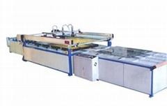 大幅面自動絲印機