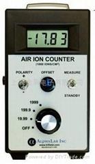 新款AIC-1000 空氣負離子檢測儀