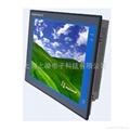 19寸嵌入式工業觸摸平板電腦