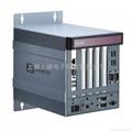 可擴展PCI槽工業無風扇整機