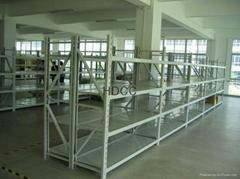 河北北京天津中型層板式貨架挂板貨架生產廠家