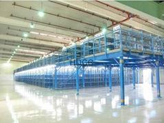 钢平台阁楼货架生产定制
