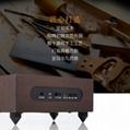 复古实木立体声留声机音箱 3