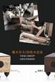 复古实木立体声留声机音箱 4