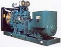 260KW沃尔沃柴油发电机组 2