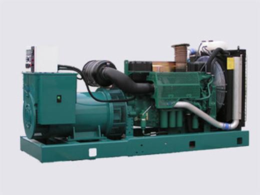 400KW沃尔沃VO  O柴油发电机组 2