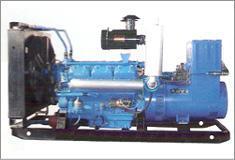 150KW上柴股份柴油發電機組